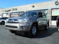 Take command of the road in the 2008 Toyota 4Runner!