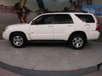 Recent Arrival! 2008 Toyota 4Runner SR5 SR5 Natural