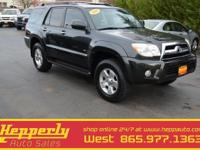 Clean CARFAX. This 2008 Toyota 4Runner SR5 in Gray