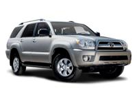 Recent Arrival! 2008 Toyota 4Runner Tn 4WD.Welcome to