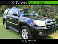 Options:  2008 Toyota 4Runner Sr5 Sport Utility