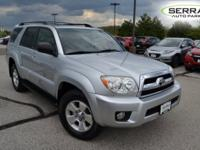 ** SERRA CERTIFIED WARRANTY INCLUDED **, MOON ROOF,