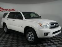 This Clean CarFax 2008 TOYOTA 4RUNNER SR5 4WD SUV has a