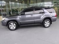 BMW of Mobile presents this 2008 TOYOTA 4RUNNER RWD 4DR