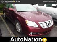 ** CLEAN CAR FAX ** ONE OWNER VEHICLE ** AutoNation