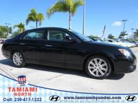 Look at this 2008 Toyota Avalon Limited. It has an