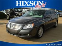 This outstanding example of a 2008 Toyota Avalon