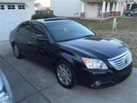 2008 TOYOTA AVALON LIMITED ...Super Clean ride...Black