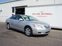 TOYOTA CERTIFIED ONE OWNER ELITE ADVANTAGE SAVE OVER