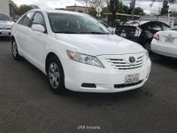 This Toyota Camry is ready to roll today and is the