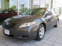 2008 Toyota Camry LE 2.4L I4 SMPI DOHC FWD Gray The