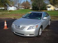 Options Included: N/AClean and sharp Camry LE One Owner