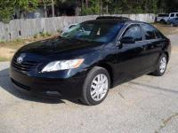Options:  2008 Toyota Camry Le 4Dr Sedan