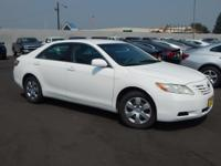 Options:  2008 Toyota Camry|We Offer Financing For Just