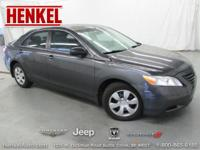 Options:  2008 Toyota Camry Sedan|Magnesium Gray