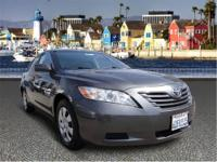 This 2008 Toyota Camry 4dr 4dr Sdn I4 Auto LE Sedan