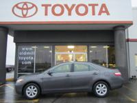 TOYOTA CERTIFIED CAMRY LE, JUST TRADED, ALLOY WHEELS,