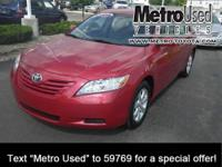 ALLOY WHEELS & MUCH MORE!! We sold this Camry when