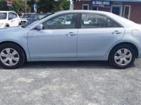2008 Toyota Camry LE. Great, clean, regional 2 owner
