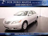 CHECK OUT THIS 4-dr 2008 TOYOTA CAMRY XLE VEHICLE! THIS