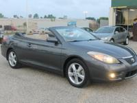 2008 Toyota Solara SLE Convertible - Heated Leather