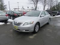This One Owner Camry Hybrid has a CARFAX Buy Back