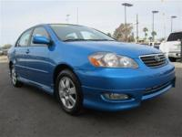 ** 2008 Toyota Corolla S ** CARFAX: 1-Owner, Buy Back