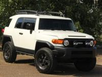 VALUED TO MOVE $1,200 here NADA Retail! FJ Cruiser