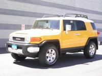 2008 Toyota FJ Cruiser 4dr 4x4 Base Our Location is: