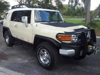 This 2008 Special Edition FJ Cruiser TRD is a one of a