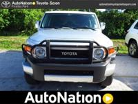 2008 Toyota FJ Cruiser. Our Place is: AutoNation Toyota