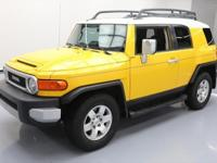 This awesome 2008 Toyota FJ Cruiser comes loaded with