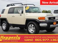 Recent Arrival! Clean CARFAX. This 2008 Toyota FJ