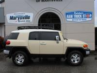New Price! This 2008 FJ Cruiser Has A Clean CARFAX Low