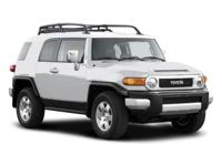 Only 94,306 Miles! This Toyota FJ Cruiser boasts a Gas
