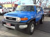 Look at this 2008 Toyota FJ Cruiser . Its Automatic