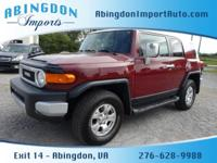 Options:  2008 Toyota Fj Cruiser Base|4X4 Base 4Dr Suv
