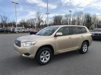 Sandy Beach Metallic 2008 Toyota Highlander AWD 5-Speed