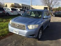 This 2008 Toyota Highlander Base is offered to you for