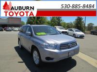 1 OWNER, AWD, THIRD ROW SEAT!!  This 2008 Toyota