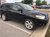 Clean CARFAX. Recent Arrival! Black 2008 Toyota