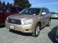 Highlander Limited, AWD, third row seats: bench,