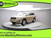Our 2008 Toyota Highlander Limited All Wheel Drive
