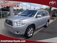 CARFAX One-Owner. Clean CARFAX. 2008 Toyota Highlander