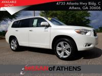 Look at this 2008 Toyota Highlander Limited. Its