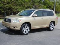 Options:  2008 Toyota Highlander Fwd 4Dr Limited
