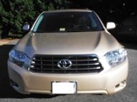 Up for sale is my pretty 2008 Toyota Highlander in