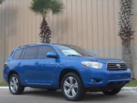 Exterior Color: blue, Body: Sport Utility, Engine: 3.5L