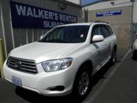 This2008ToyotaHighlander is very clean in & out.