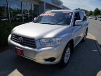 Locally traded and well maintained.This vehicle has all